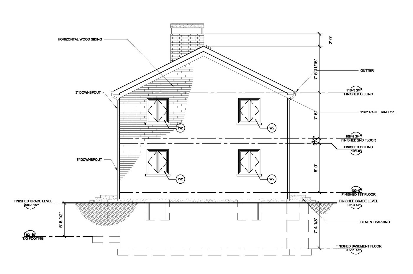 Residential Plans-Single Family by Raymond Alberga at