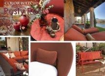 Style Trends 2018 - Outdoor Furniture Lynn Borneman