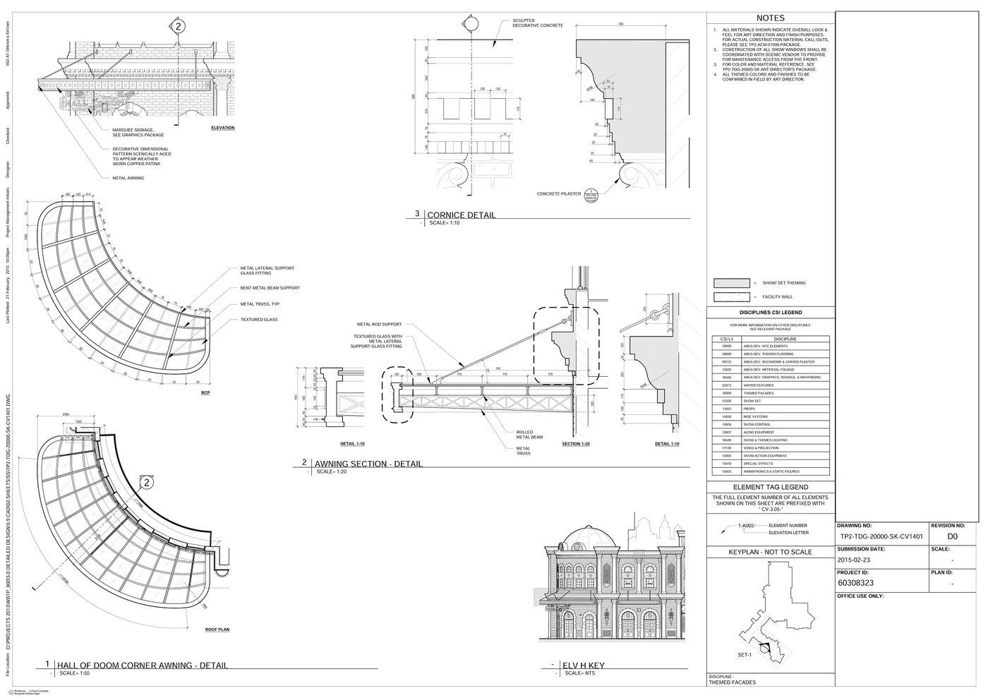 Revit BIM Detail Package : Architectural (UAE) by Dharmil