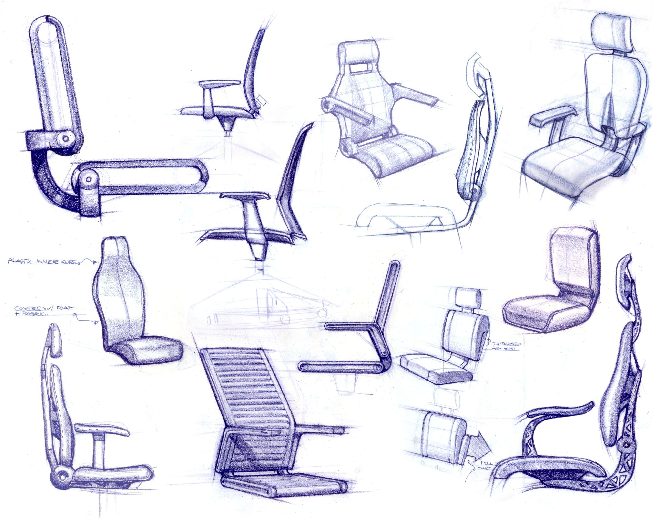 chair industrial design hanging riyadh 29 fantastic office furniture sketch yvotube