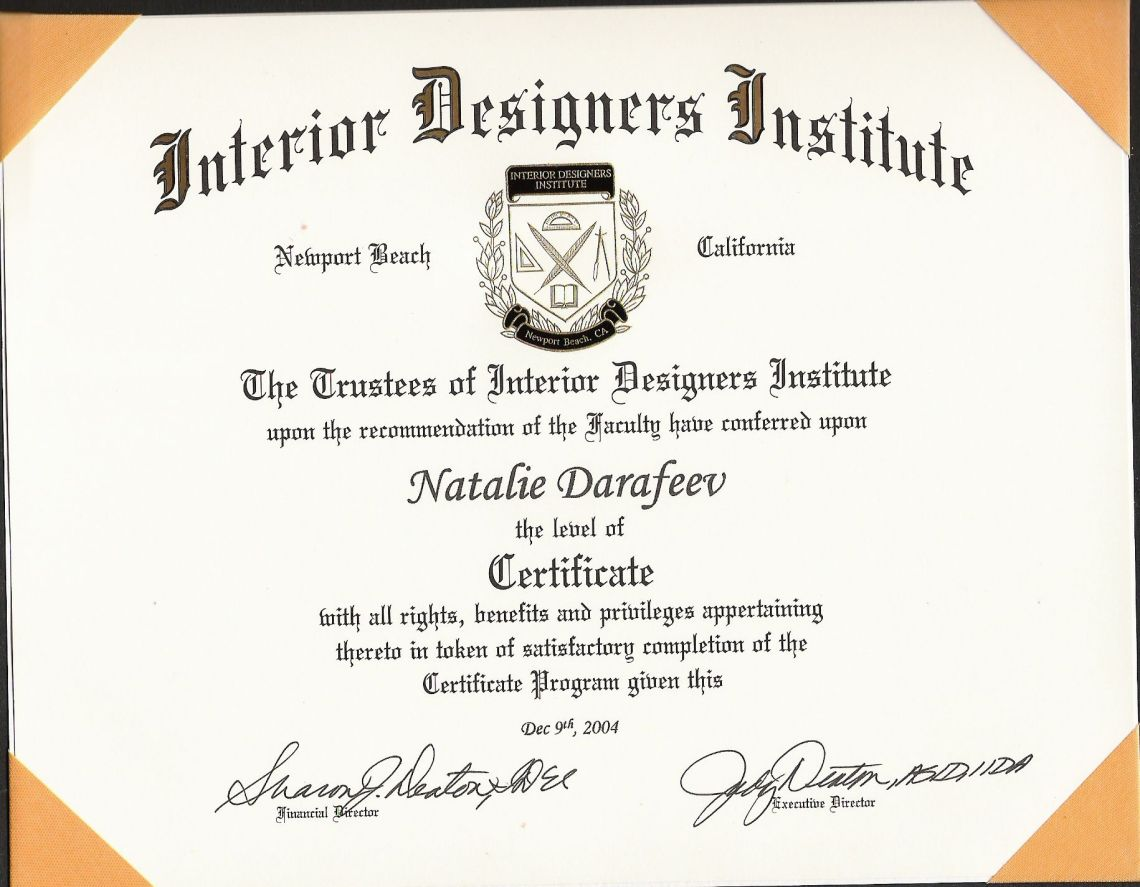 Image Result For Interior Design Degree Online
