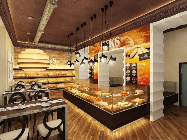 KEKS bakery by Irina Bulgac at Coroflotcom