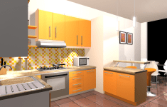 25 Phenomenal Anime Kitchen That Will Boost Your House