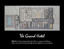 Boutique Hotel Floor Plan Design