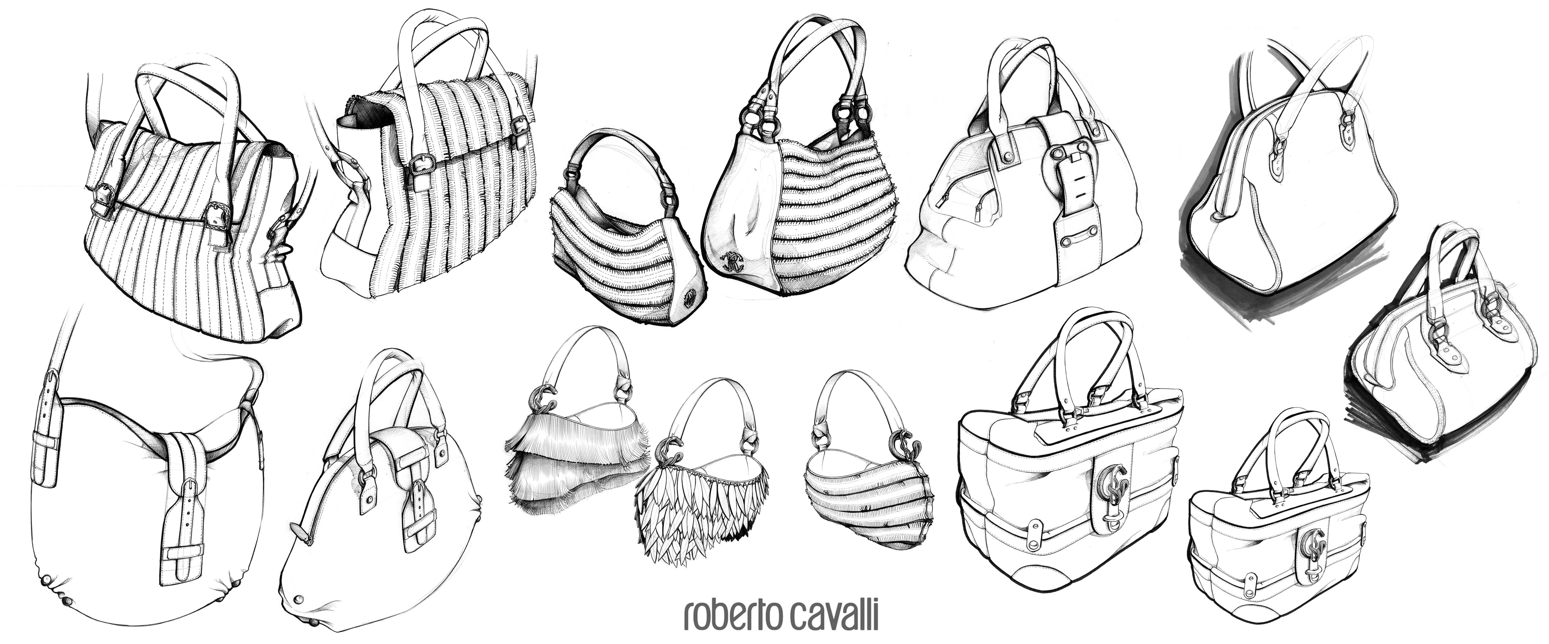 1000+ images about Bag sketches on Pinterest
