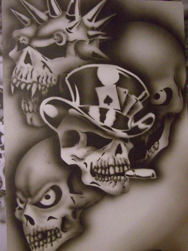 Kustom Painting Jordan Fewell