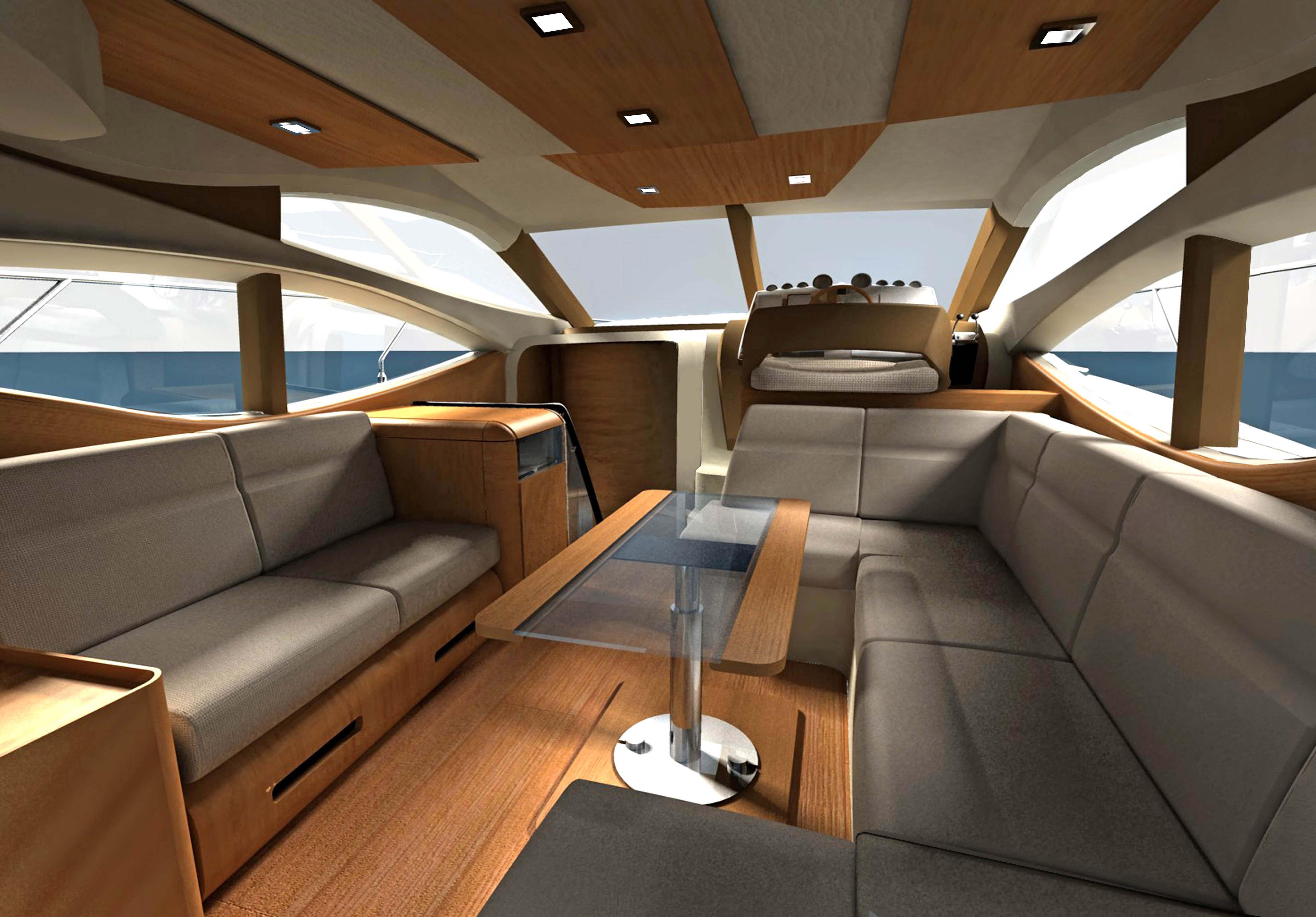 Yacht Design 1 By Julian Garcia At Coroflot.com