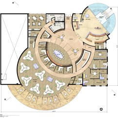 Architectural Program Diagram And 2 Great White Shark Sustainable Credit Union By Lauren Mammano At Coroflot.com