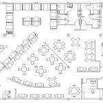 Restaurant Layout Cad Feed Kitchens