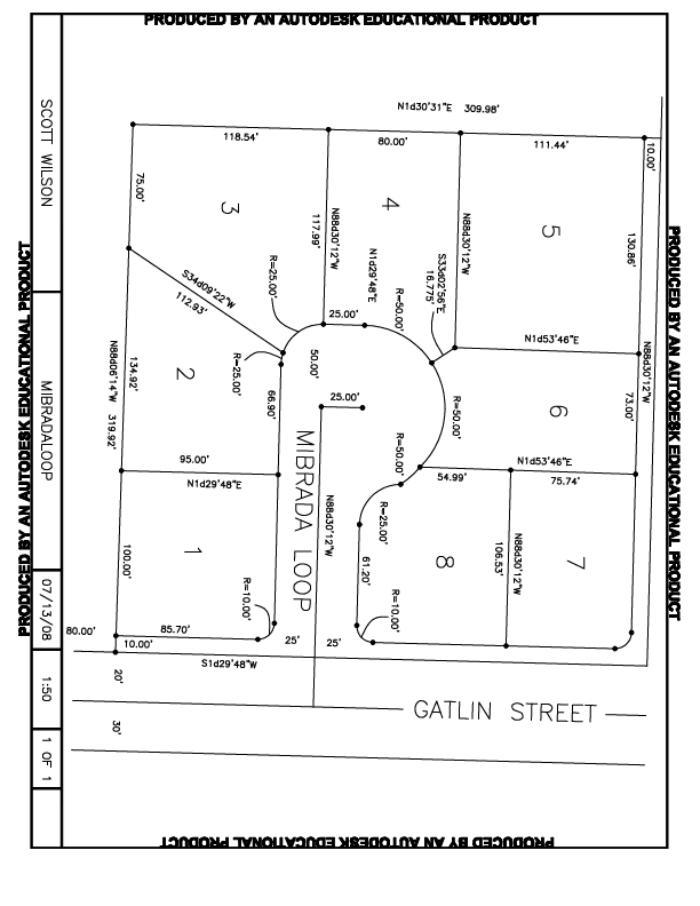 Civil Drafting by Scott Wilson at Coroflot.com