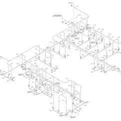 Plumbing Sanitary Riser Diagram 2007 Ford Focus Alternator Wiring & Med Gas Cad For Clinic By Daniel German At Coroflot.com
