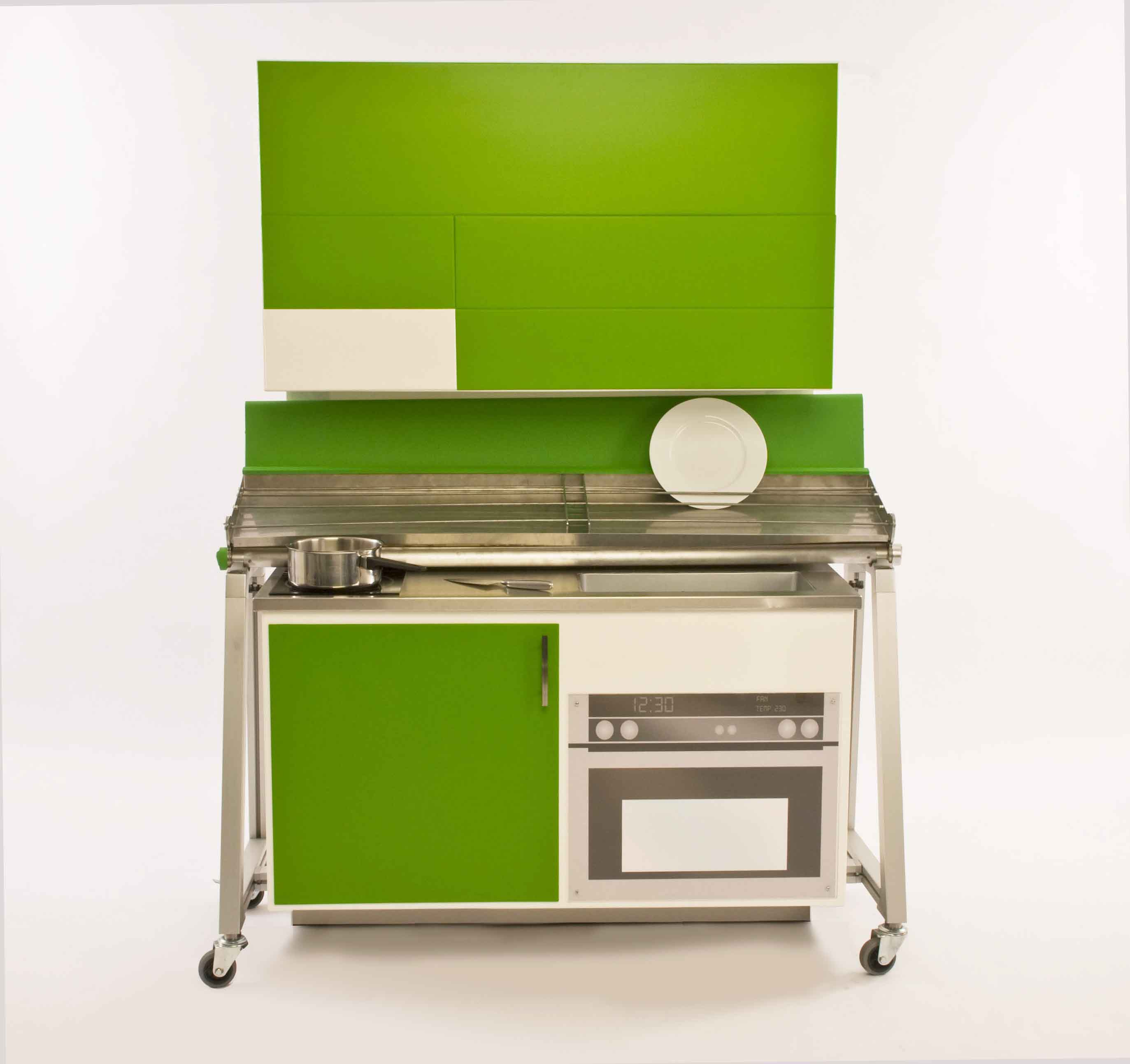 Micro Kitchen by Tommy Williams at Coroflotcom