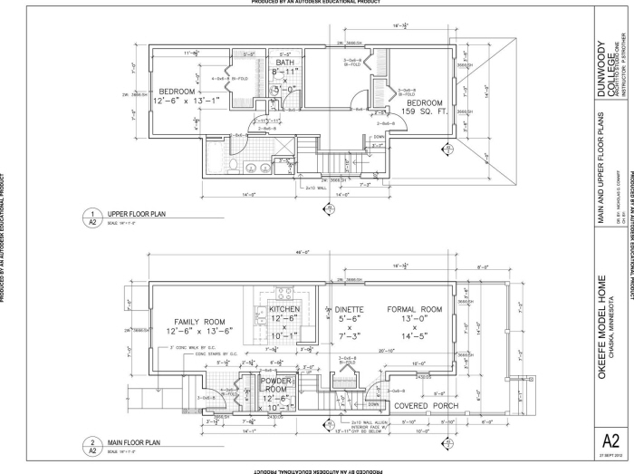 AutoCAD Drawings by Nicholas Conniff at Coroflot.com
