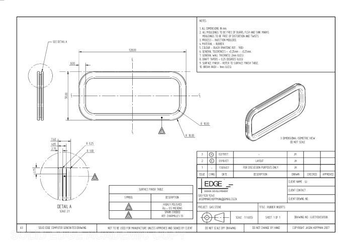 Cadac Gas Stove Design by Jason Hoffman at Coroflot.com