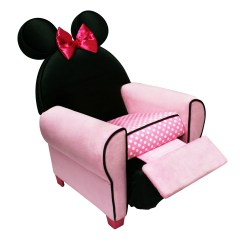 Minnie Mouse Recliner Chair Bamboo Papasan Children 39s Furniture By Miguel Almena At Coroflot