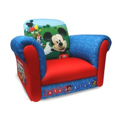 Mickey Mouse Recliner Chair Uk Era Lounge Low Steel Clubhouse Furniture Home Decor