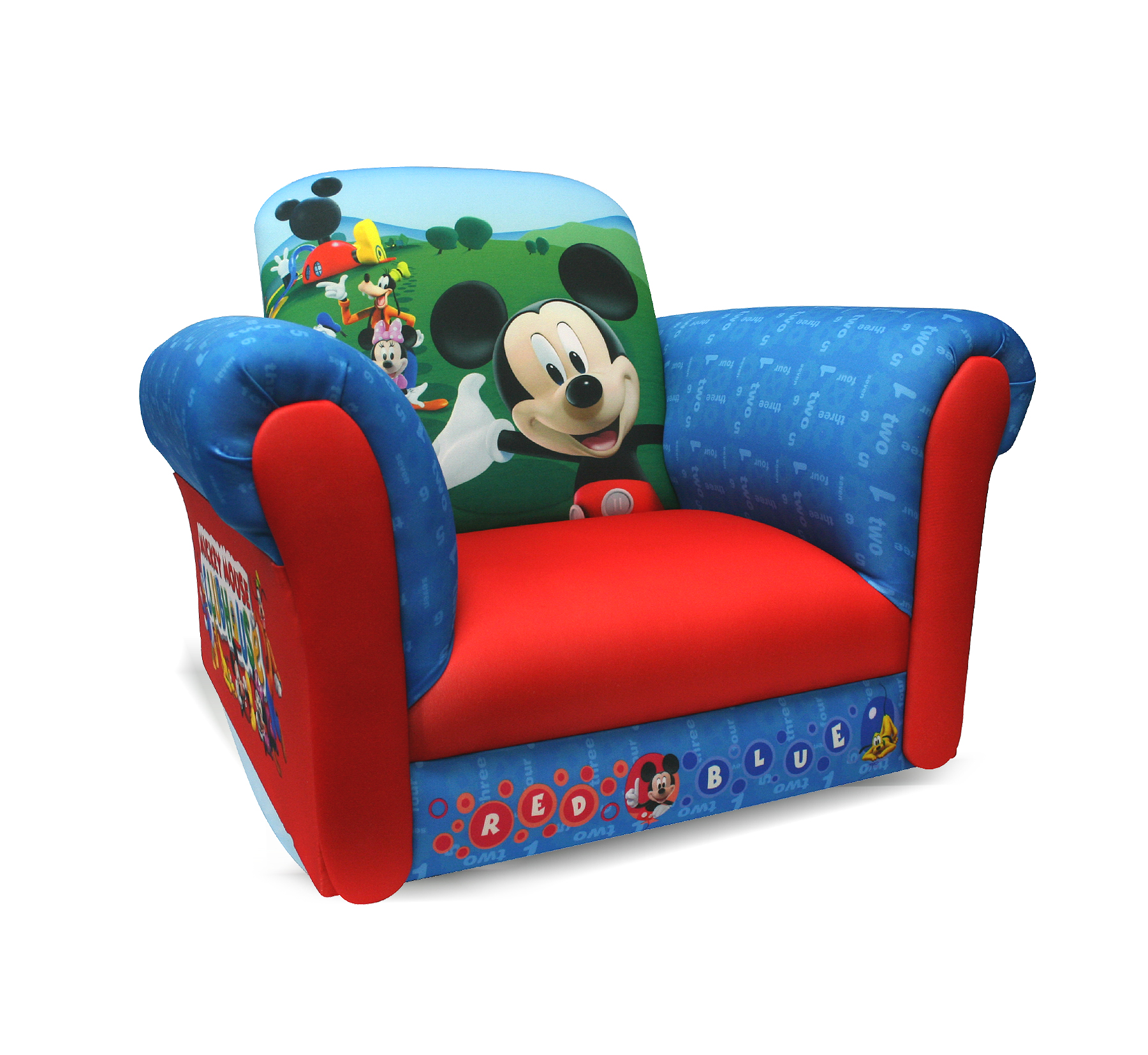 minnie mouse recliner chair amazon kitchen chairs children's furniture by miguel almena at coroflot.com