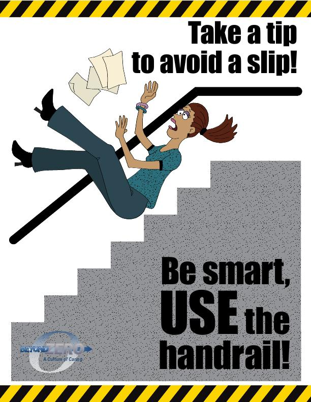 Stairway In The Workplace Safety Pictures To Pin On