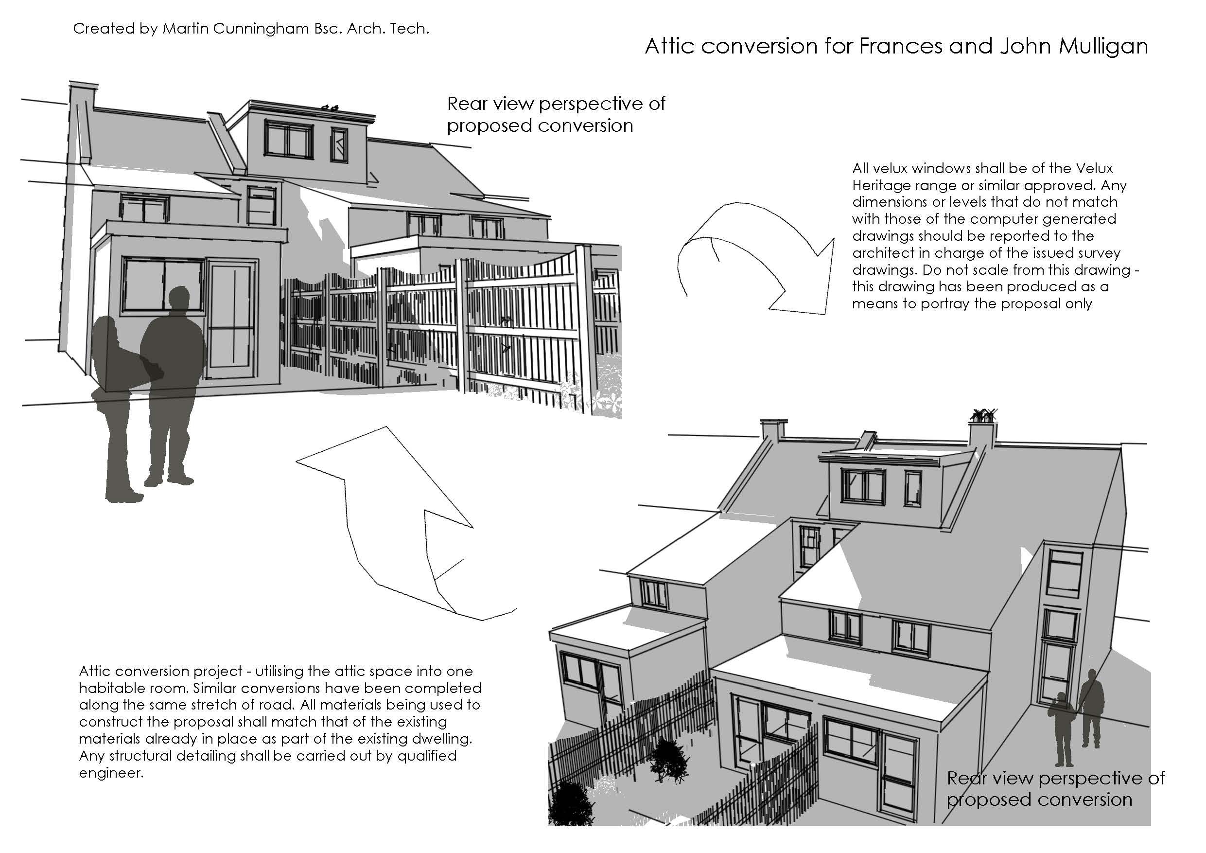 sketchup by martin cunningham at Coroflot.com