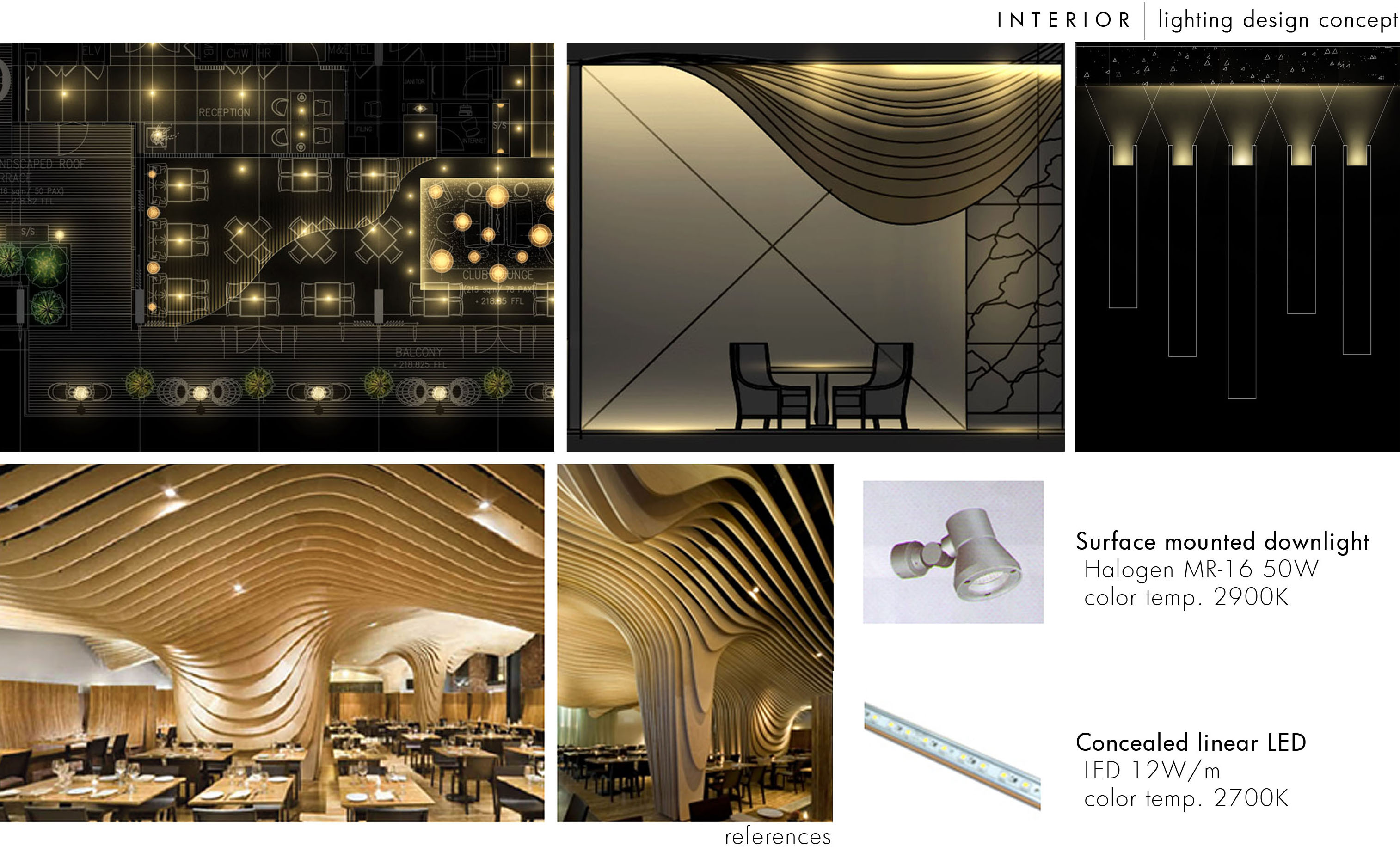 Interior Lighting Design By Steven Kurniawan At Coroflot Com