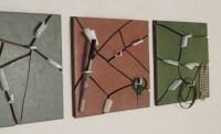 DIY- Ceramic Tile Billboard by Inbar Kalomidi at Coroflot.com