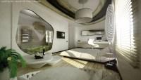 Design public interior by Vivien Compagnon at Coroflot.com