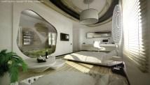 Hotel Luxury Room Design
