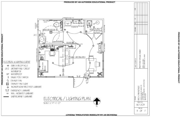 Electrical Plan In The Philippines