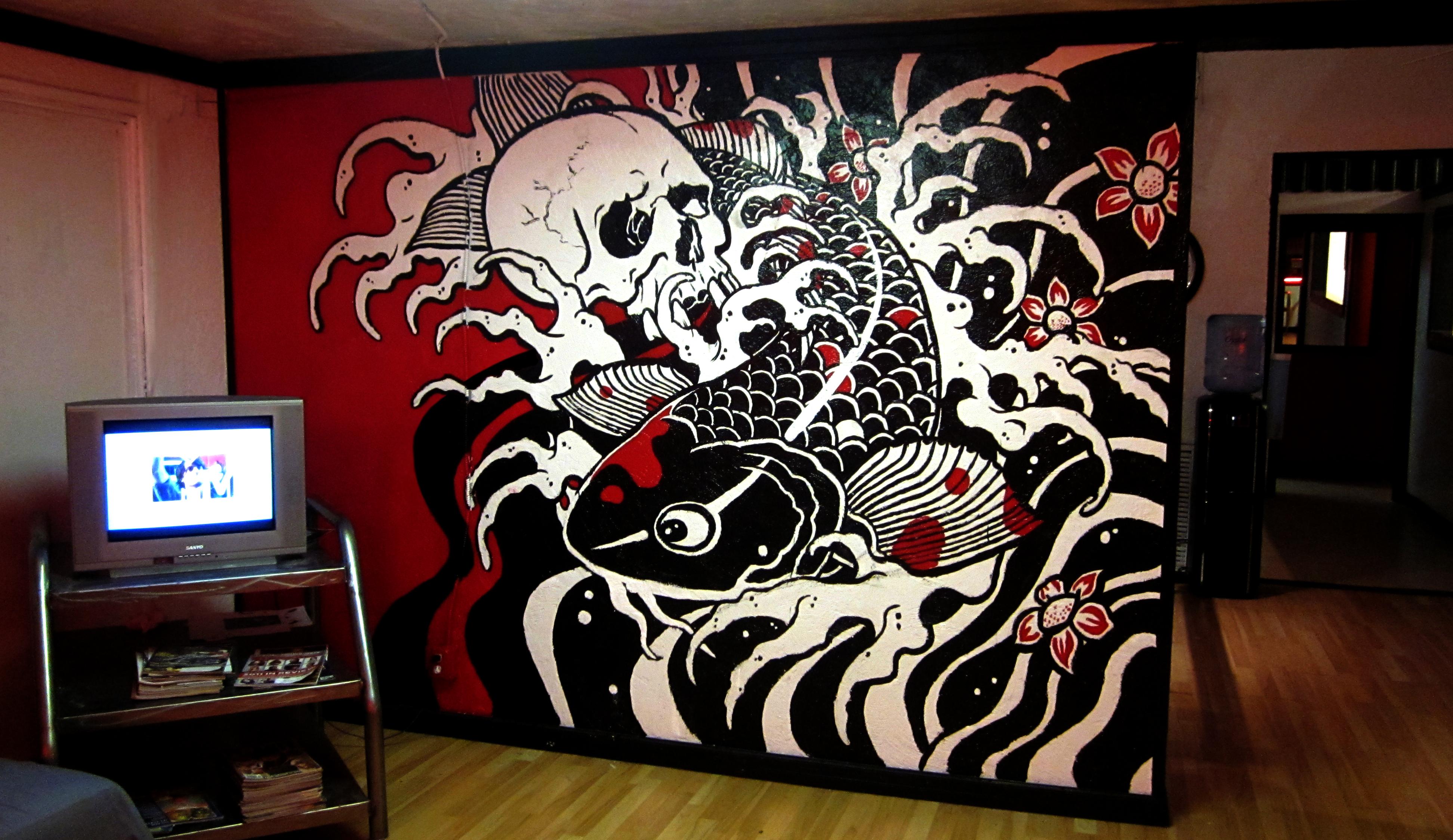 Tattoo Shop Decorating Ideas