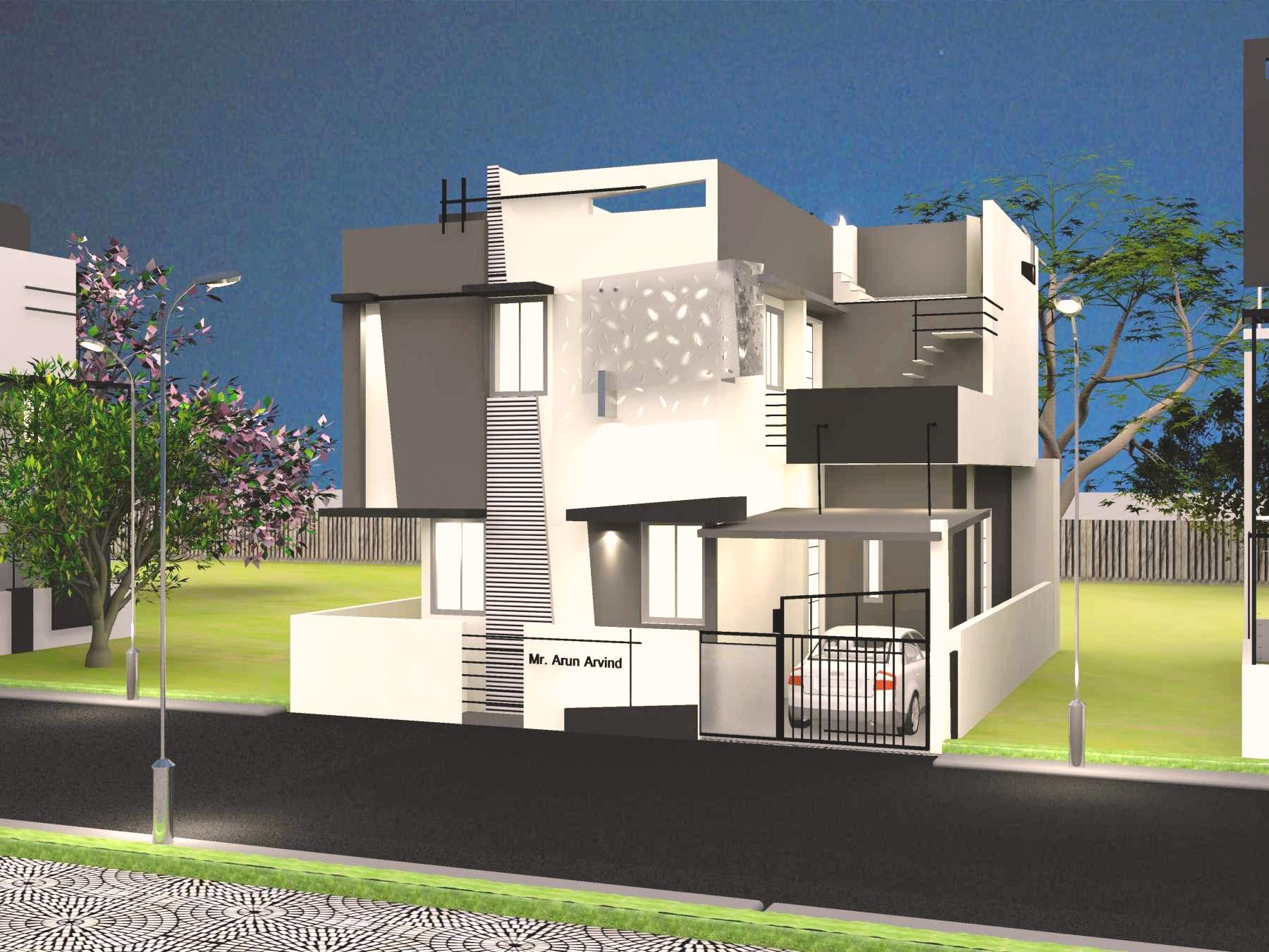 Contemporary Architecture House Designs & Commercial