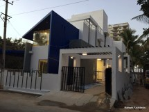 Luxury & Modern Villa Design Bangalore Ashwin