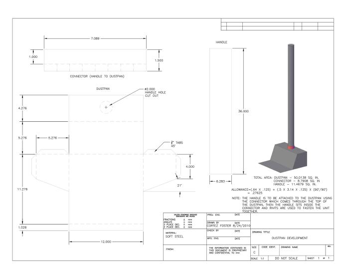 AutoCAD Mechanical Projects by Cortez Foster at Coroflot.com