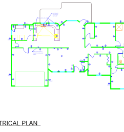 residential electrical plan note [ 1280 x 827 Pixel ]