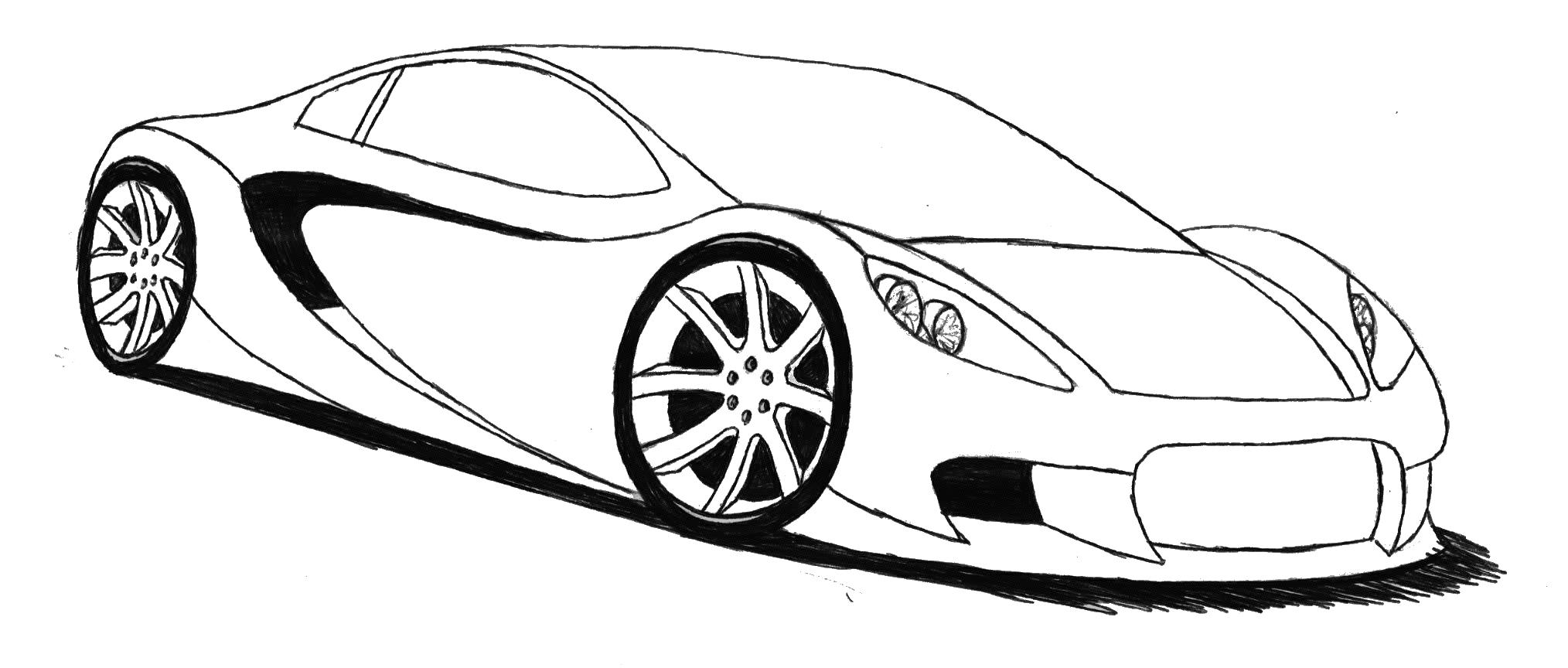 Automotive Design By John Heineck At Coroflot