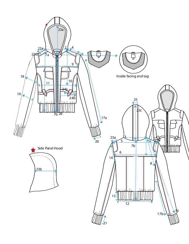 Tech Pack by Wissall Homayun at Coroflot.com