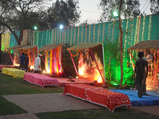 Lohri Function Decorators Chandigarh Mohali Panchkula Ropar