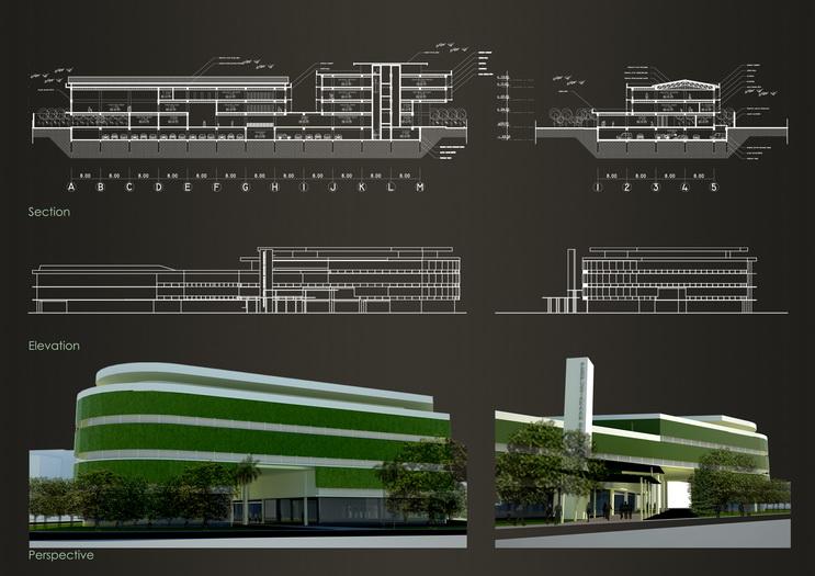 Architecture Portfolio By Jeremia Sir Nindyo Mamola