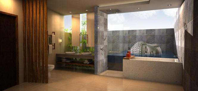 Casa Michael Bathroom Bali By Danur