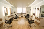 mitra beauty salon - interior design