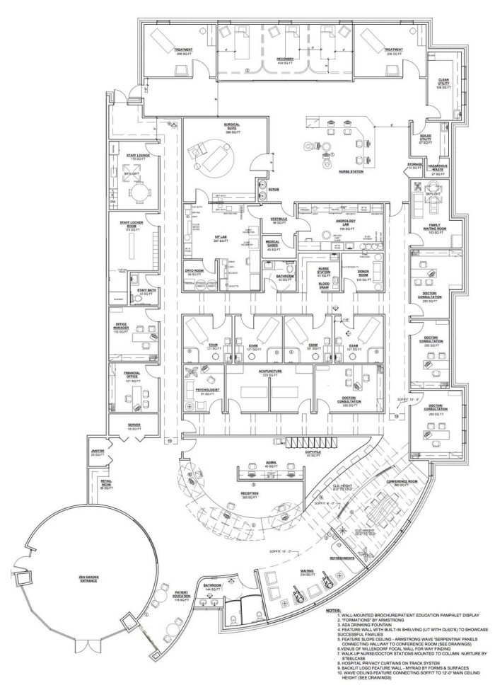 Fertility Clinic by Jen Strisower at Coroflot.com