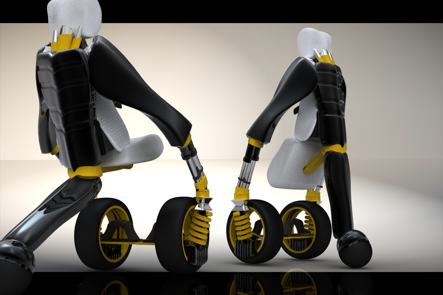 wheelchair design padded folding chairs with arms by jake eadie at coroflot