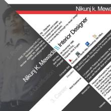 Nikunj Mewada Interior Designer And 3D Visualizer In
