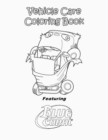 Coloring Books by Justin Nitz at Coroflot.com