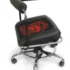 Tattoo Artist Chair Cheap Burlap Sashes Ergonomic By Jason Burnell At Coroflot Com