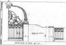 Woodwork Detail Drawings by Francis Fernandez at Coroflot.com