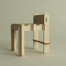 FlatPack Furniture by Denise Kim Wy at Coroflotcom