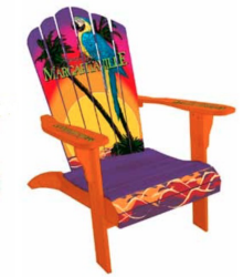 margaritaville chairs for sale infant camping chair jimmy buffett adirondack by marc palma at coroflot com
