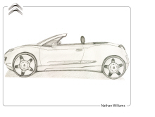 Nathan Williams, Automotive Design Graduate at Swansea