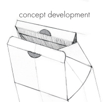 packaging: folding carton by Rory Vance at Coroflot.com