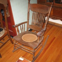 1920s Rocking Chair Covers To Protect From Cats Ladies Antiques By Owner For Sale On Fort